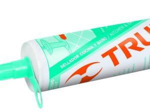 Sellador transparente para baño y cocina, 280 ml