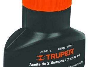 Aceite para motor de dos tiempos, 2 oz
