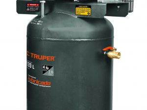 Compresor de aire de 120 lts, vertical