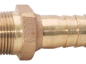 Adaptador hierro a tubo de polietileno baja densidad