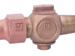 Inserción para tubo cobre flexible