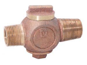 Inserción para tubo hierro