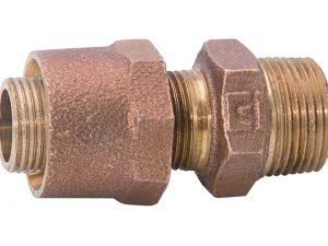 Conector de polietileno alta densidad a hierro 125 L