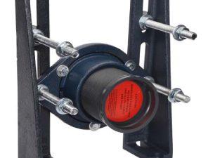 Sistema de fijación para taza suspendida flux