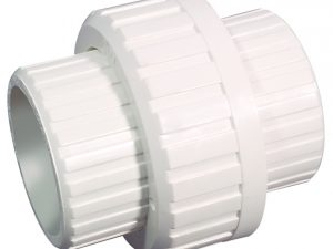 Tuerca unión de PVC para cementar