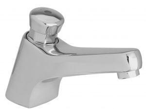 Llave temporizadora para lavabo