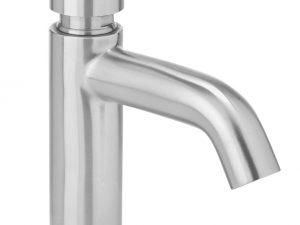 Llave temporizadora INOX® para lavabo