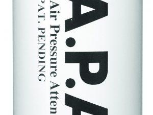 Atenuador de presión de aire positiva