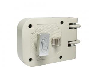 Cerradura de sobreponer para puerta corrediza izquierda Lock