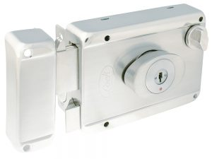 Cerradura de sobreponer ancla llave de puntos Lock
