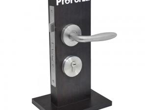 Exhibidor para mostrador cerradura Toscana de embutir Lock