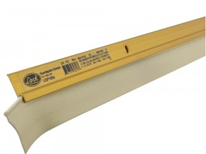 Guardapolvo color oro 100 cm Lock