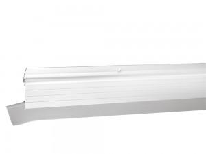 Guardapolvo automático color aluminio 100 cm Lock