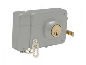 Cerradura de sobreponer alta seguridad derecha Lock