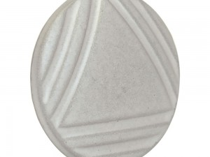 Botón o perilla clásico tipo 01 níquel satinado Lock