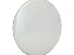 Botón o perilla moderno tipo 01 níquel satinado Lock