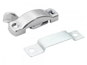 Pasador para ventana con contra cromado Lock