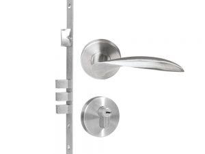 Cerradura entrada ppal. embutir Messina llave llave Proforza