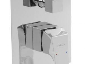 Monomando con desviador para regadera y/o tina CONTRACT III